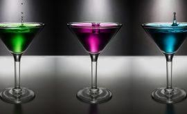 Taşıyıcı olarak alkol içeren aromalar